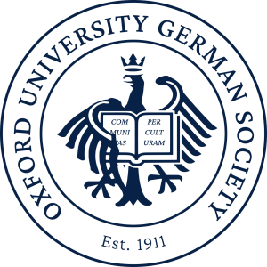 Oxford University German Society Logo